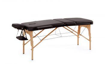 Stol za masažu HERA CRNA