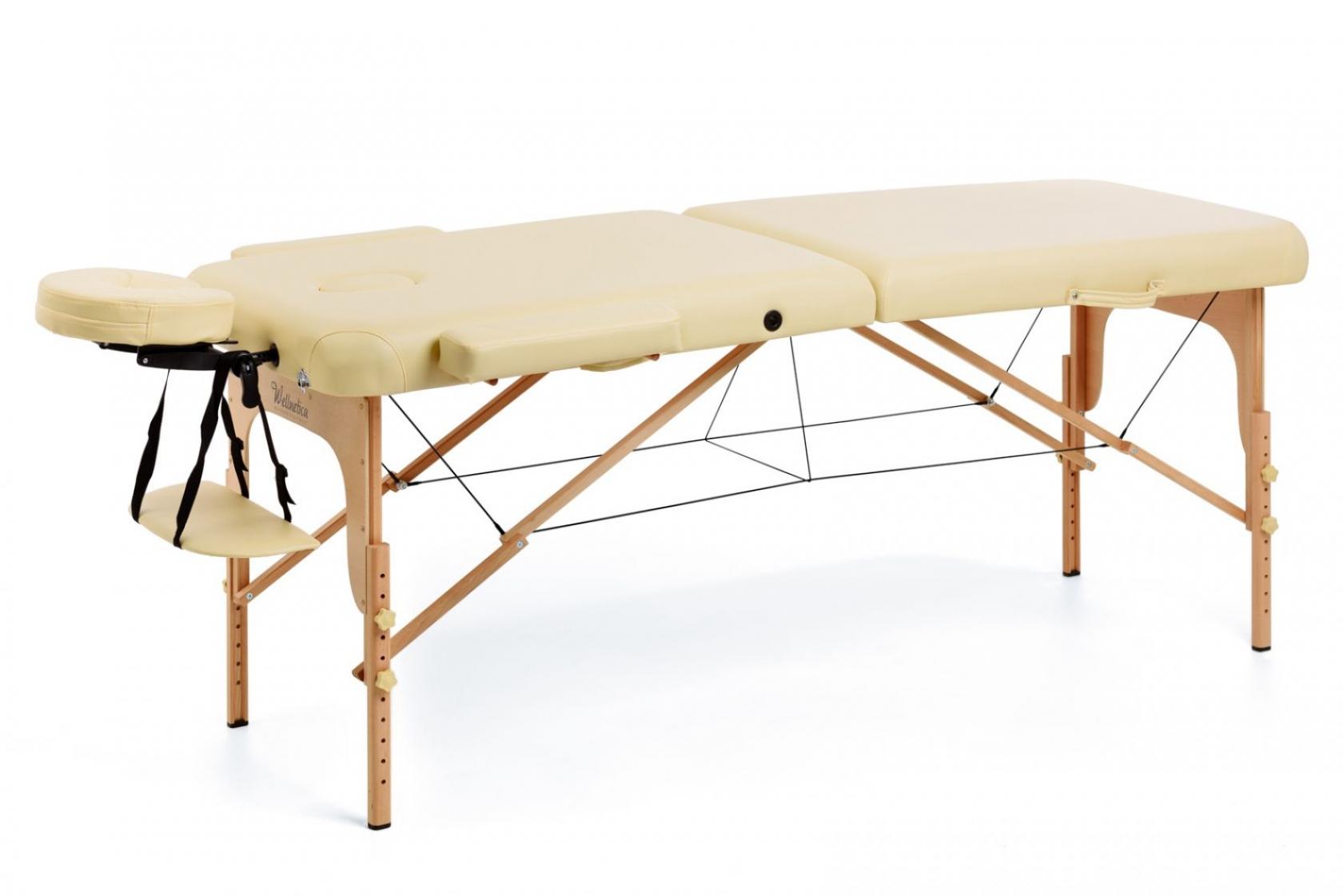 Stol za masažu LIBERA BEŽ