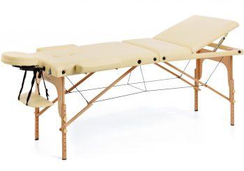 Stol za masažu FORTUNA BEŽ