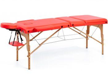 Stol za masažu FORTUNA CRVENA
