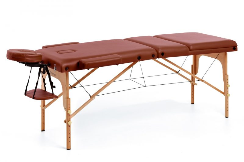 Stol za masažu  FORTUNA SMEĐA