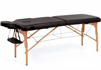 Stol za masažu LIBERA CRNA