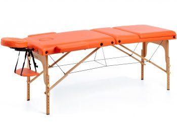 Stol za masažu FORTUNA NARANČASTA