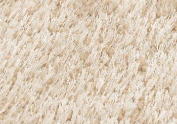 Čupavi ukrasni tepih 120 x 160 cm bež