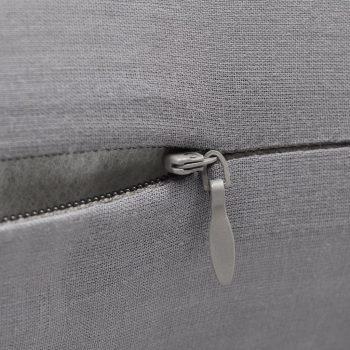 4 Sive Jastučnice Pamuk 80 x 80 cm
