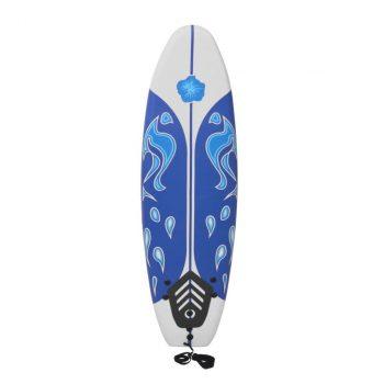 Daska za Surfanje Plava 170 cm