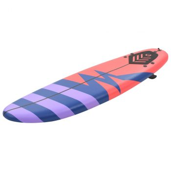 Daska za surfanje 170 cm prugasta