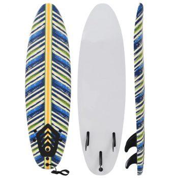 Daska za surfanje 170 cm s uzorkom lista