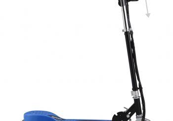 Električni skuter 120 W plavi