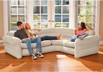 Intex Kutna Sofa / Kauč na Napuhavanje 257x203x76 cm 68575NP