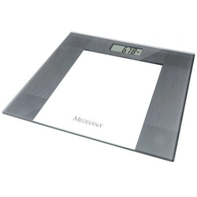 Medisana staklena osobna vaga tjelesne težine vaga PS 400