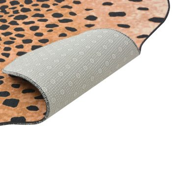 Oblikovani tepih 150x220 cm Gepard Print