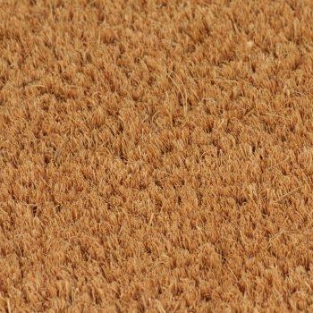 Otirač od kokosovih vlakana 17 mm 80x100 cm prirodne boje