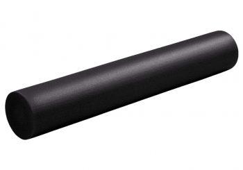 Pjenasti valjak za jogu 15 x 90 cm EPE crni