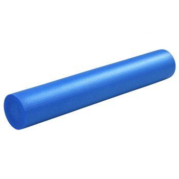 Pjenasti valjak za jogu 15 x 90 cm EPE plavi