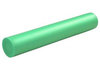 Pjenasti valjak za jogu 15 x 90 cm EPE zeleni