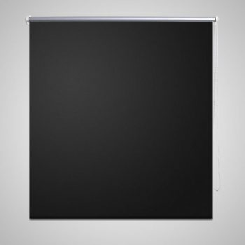 Rolo crna zavjesa za zamračivanje 100 x 230 cm