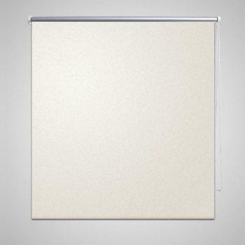 Rolo krem zavjesa za zamračivanje 160 x 175 cm