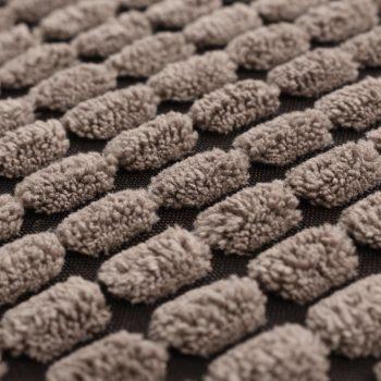 Set Jastuka 2 kom od Velura 40x60 cm Smeđi