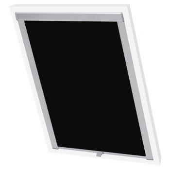 Sjenilo za Zatamnjivanje Prozora Crno F06