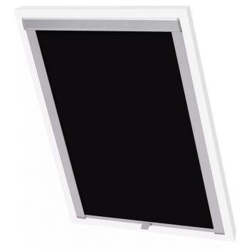 Sjenilo za Zatamnjivanje Prozora Crno U08/808