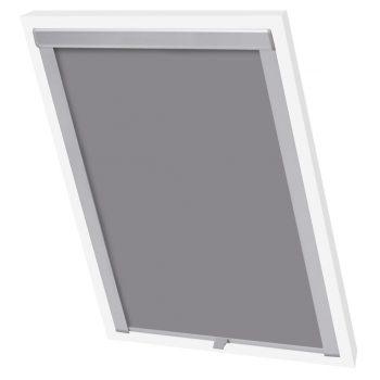 Sjenilo za Zatamnjivanje Prozora Sivo 206