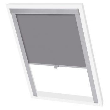 Sjenilo za Zatamnjivanje Prozora Sivo U08/808