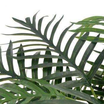 Umjetna palma s posudom zelena 165 cm