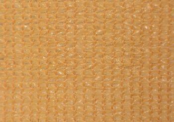 Vanjsko Sjenilo za Zatamnjivanje 120x230 cm Bež