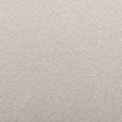 Modularni tabure s jastukom od tkanine krem