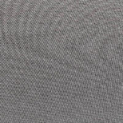 Modularni tabure s jastukom od tkanine sivi