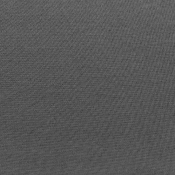 Modularni tabure s jastukom od tkanine tamnosivi