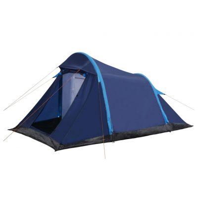 Šator s gredama na napuhavanje 320 x 170 x 150/110 cm plavi