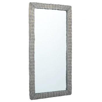 Ogledalo od pruća 120 x 60 cm