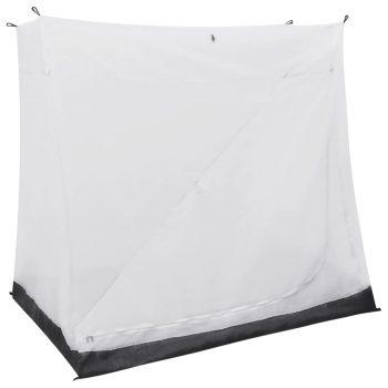 Univerzalni unutarnji šator sivi 200 x 135 x 175 cm