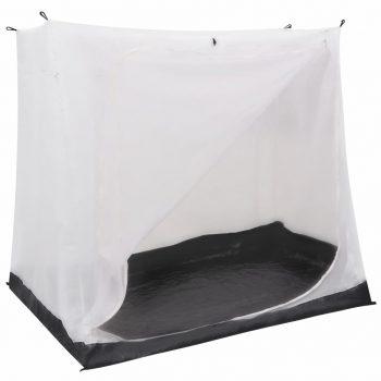Univerzalni unutarnji šator sivi 200 x 180 x 175 cm