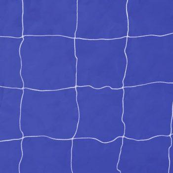 Gol s mrežom i metama za vježbu