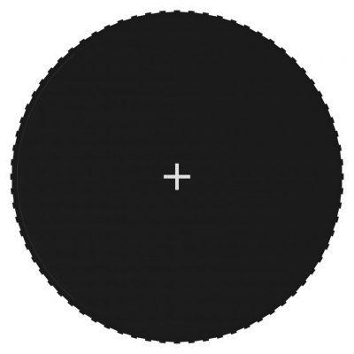 Podloga za skakanje od tkanine za okrugli trampolin od 3