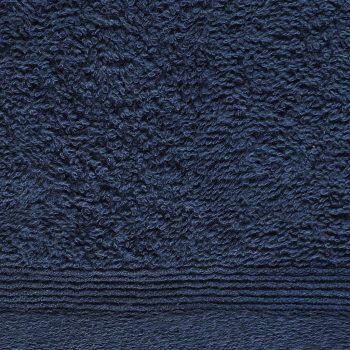 Ručnici za goste 10 kom pamučni 450 gsm 30 x 50 cm modri