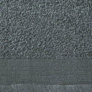 Ručnici za ruke 2 kom pamučni 450 gsm 50 x 100 cm zeleni