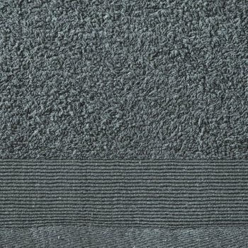 Ručnici za ruke 5 kom pamučni 450 gsm 50 x 100 cm zeleni