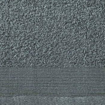 Ručnici za tuširanje 5 kom pamučni 450 gsm 70 x 140 cm zeleni