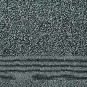 Set kupaonskih ručnika 2 kom pamučni 450 gsm 100x150 cm zeleni
