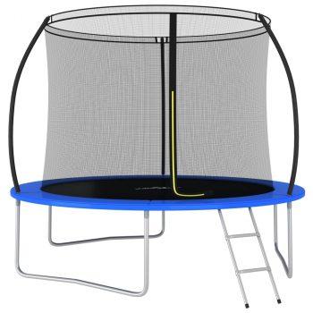 Set trampolina okrugli 305 x 76 cm 150 kg