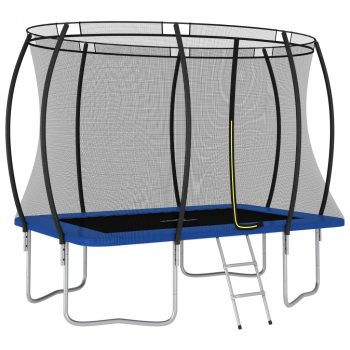 Set trampolina pravokutni 274 x 183 x 76 cm 150 kg