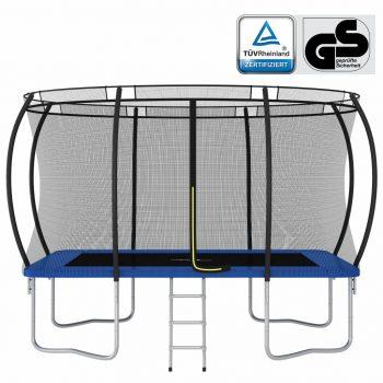 Set trampolina pravokutni 335 x 244 x 90 cm 150 kg