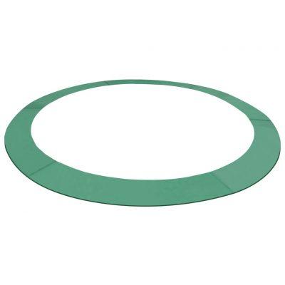 Sigurnosna podloga PE zelena za okrugli trampolin od 3