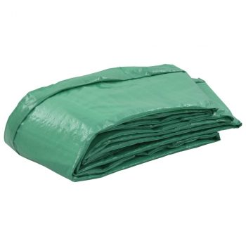 Sigurnosna podloga PE zelena za okrugli trampolin od 4
