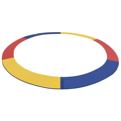 Sigurnosna podloga PVC šarena za okrugli trampolin od 3