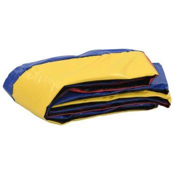 Sigurnosna podloga PVC šarena za okrugli trampolin od 4